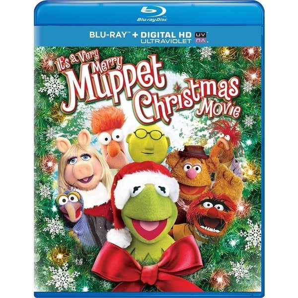 It's A Very Merry Muppet Christmas Movie (Blu-ray Disc) 13627310
