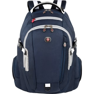 """Swissgear Commute Carrying Case (Backpack) for 16"""" Notebook - Blue"""