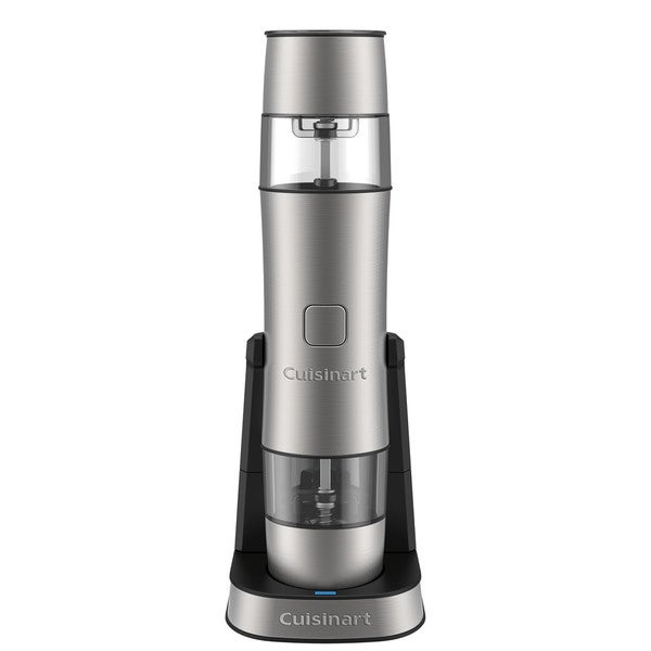 Rechargeable Salt, Pepper and Spice Mill