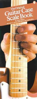 The Original Guitar Case Scale Book (Paperback)