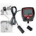 INSTEN Wired LCD Digital Cycling Computer Bicycle Speedometer