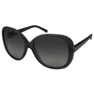 Burberry Women's BE4085 Rectangular Sunglasses