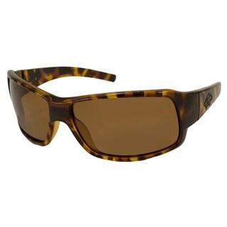 Anarchy Men's Transfer Polarized/ Wrap Sunglasses