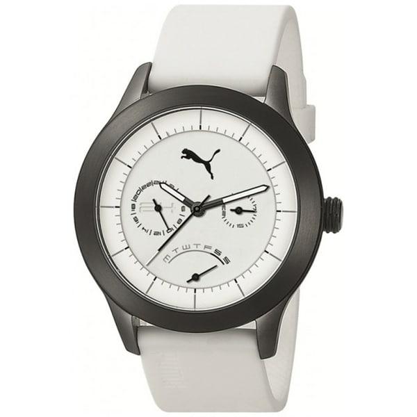 Puma Motor PU102681003 White Watch
