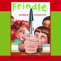 Frindle (CD-Audio)