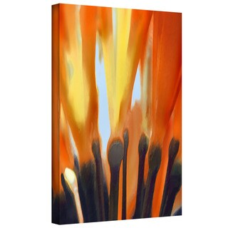 Dean Uhlinger 'Towards the Light' Gallery-wrapped Canvas