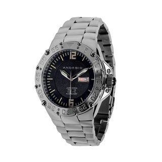 Android Men's Enforcer T-100 Automatic LE Black Polished Watch