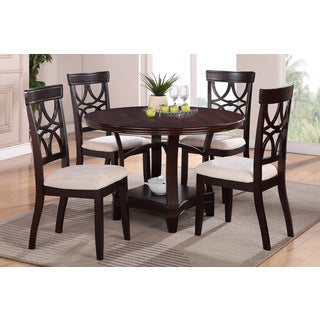Bergby Dark Espresso 5-piece Dining Set