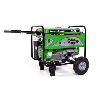 ES5500 5500-watt 11hp Generator with Recoil Start