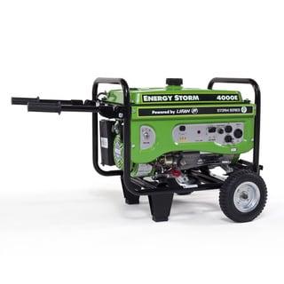 ES4000E 4000-watt 7hp Electric Start Portable Generator