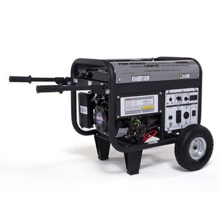 LF4000EPL 4000-watt Platinum Series low THD Electric and Recoil Start Gasoline Powered Portable Generator