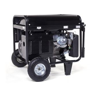 LF7000 7000-watt Pro Series OSHA Approved Recoil Start Gasoline Powered Portable Generator