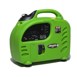 ESI2000i 2200-watt Digital Inverter Electric Start Gasoline Powered Portable Generator