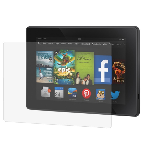 Screen Protector for Kindle Fire HD 7