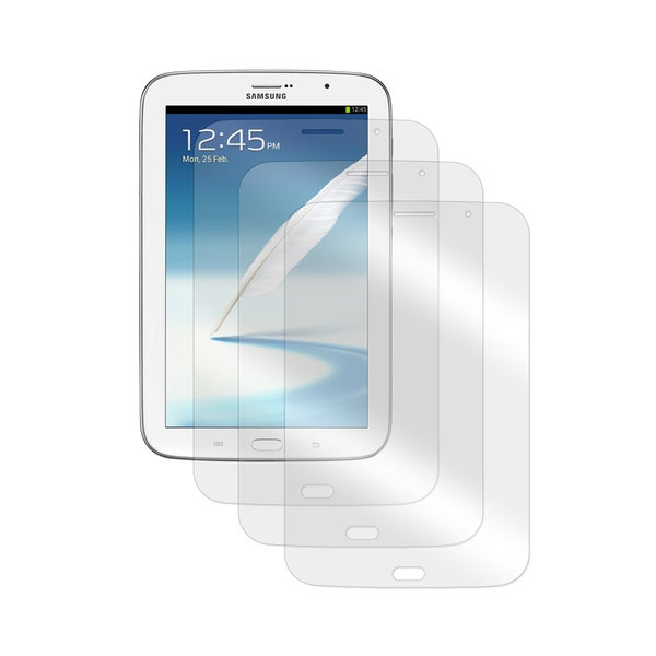 Screen Protector for Samsung Galaxy Note 8.0- Set of 3