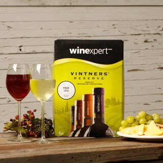 Vintner's Reserve Pino Gris Wine Ingredient Kit