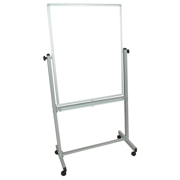 Offex Double Sided Magnetic White Board