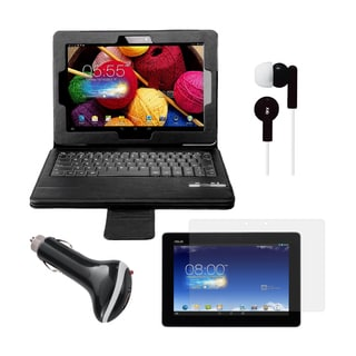 Bluetooth Accessory Bundle for ASUS MeMO Pad FHD 10 (ME302C)