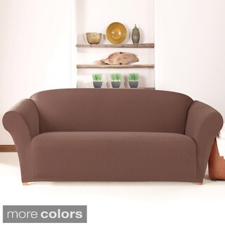 Sure Fit Stretch Cavalry Sofa Slipcover