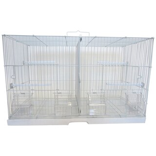 YML 3/8-inch Large Canary/ Finch Breeding Cage