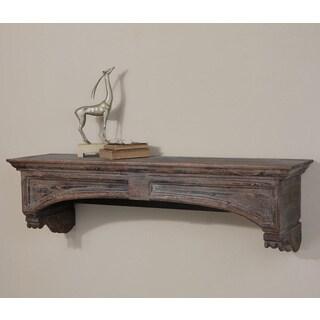 Uttermost Auden Fireplace Mantel