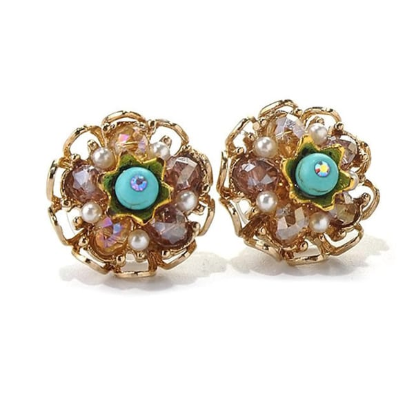 Sweet Romance Gloria Stud Earrings