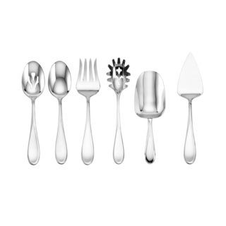 Mikasa Bravo 18/10 Stainless Steel 6-piece Serving Set