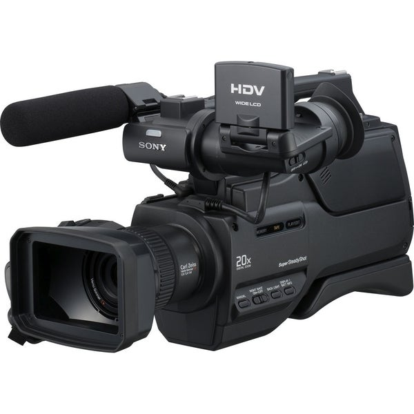 Sony Matte Black MiniDV 1080i HD Camcorder