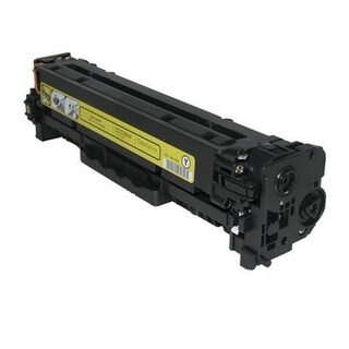HP CF382A Yellow High Yield Remanufactured Toner Cartridge