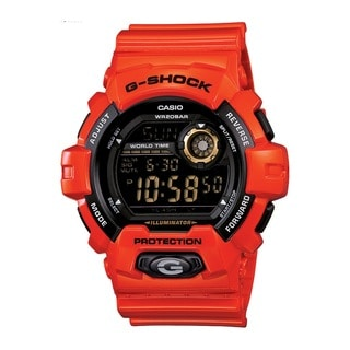 Casio Men's G8900A-4 G-Shock Red Watch