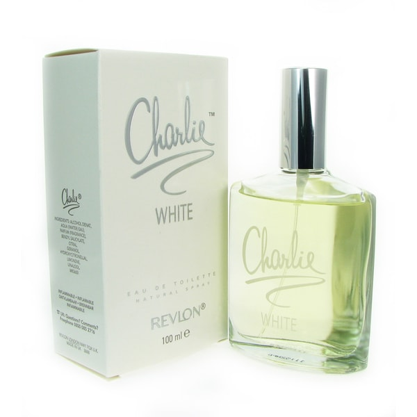 Revlon Charlie White Women's 3.4-ounce Eau de Toilette Spray