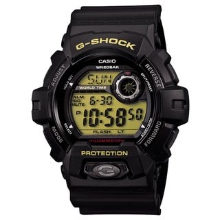 Casio Men's G8900-1 G-Shock Black Watch