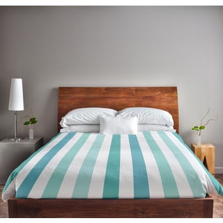 104 x 88-inch Stripe Duvet Cover