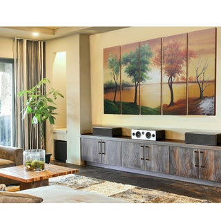 Beauty of Change' 5-piece Landscape Oil Painting