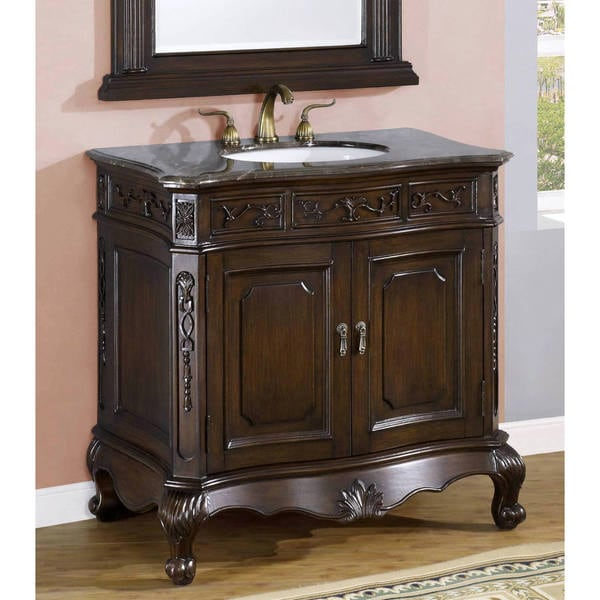 ica furniture rhea single sink bathroom vanity overstock shopping