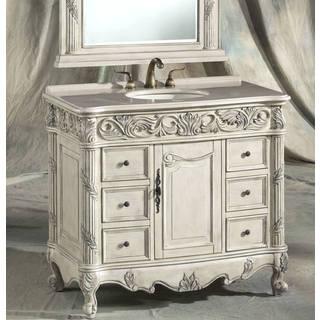 Eros Single Sink Bathroom Vanity