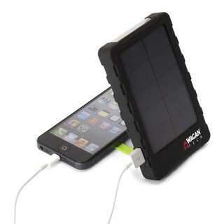 Wagan Solar e Charger Dex