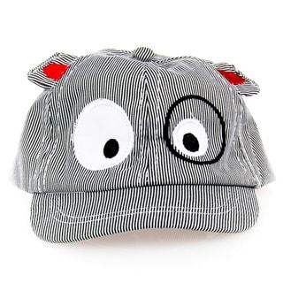 Boys' Grey Puppy Hat