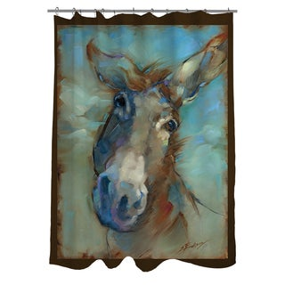 Thumbprintz Donk-o-lena Shower Curtain