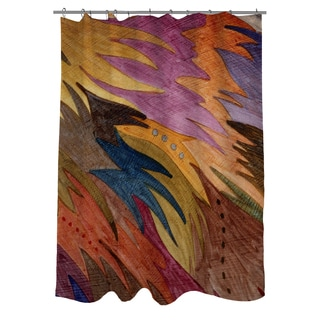 Thumbprintz Autumn Flight Shower Curtain