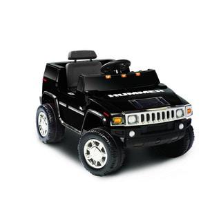 Kid Motorz 6V Black H2 Ride-on Hummer