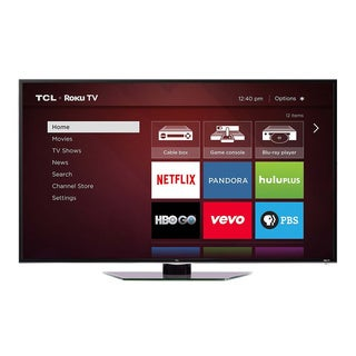 "TCL 40FS4610R 40"" 1080p LED-LCD TV - 16:9 - HDTV 1080p - 120 Hz"