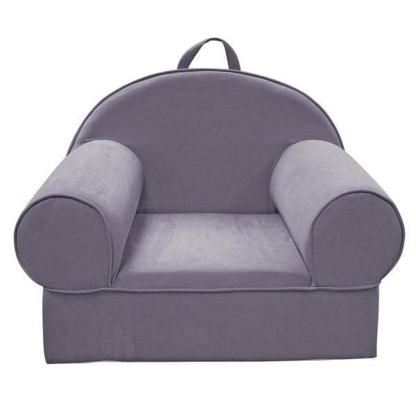 Mojo Charcoal Jr. Club Chair