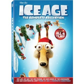 Ice Age: The Complete Collection (DVD)