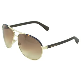 Marc Jacobs Women's MJ 475/S 54QCC Gold/ Dark Havana Aviator Sunglasses