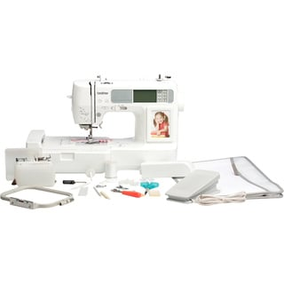 Brother HE240 Home Sewing and Embroidery Machine (Refurbished)