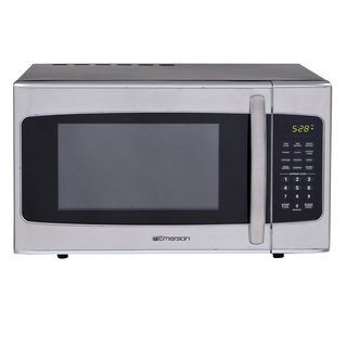 Emerson Countertop Convection Oven : Frigidaire Stainless Steel 1.6 Cubic Foot Countertop Microwave