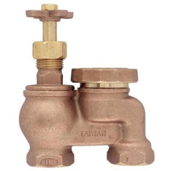 Orbit 51016 3/4-inch Brass Anti Siphon Valve Less Union