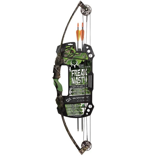 Barnett Brotherhood Freak Nasty Camo Compound Bow thumbnail