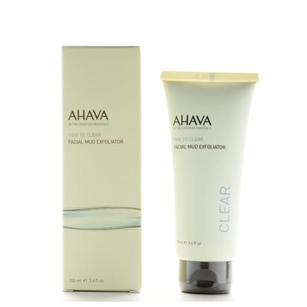Ahava 3.4-ounce Facial Mud Exfoliator